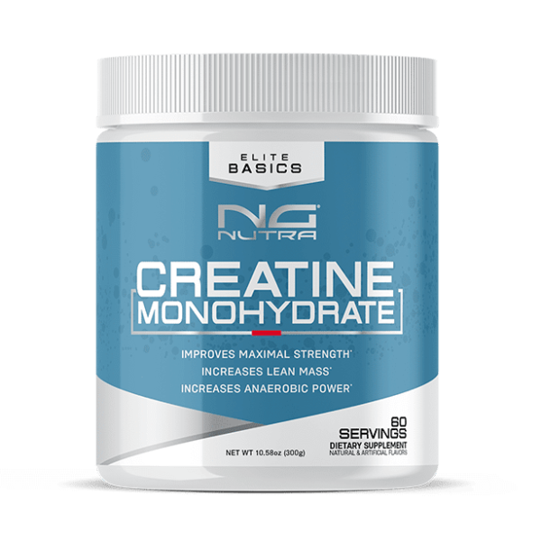 NG Nutra NG Nutra Creatine Monohydrate
