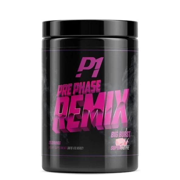 Phase1 Phase1 Nutrition Pre Phase Remix Big Burst