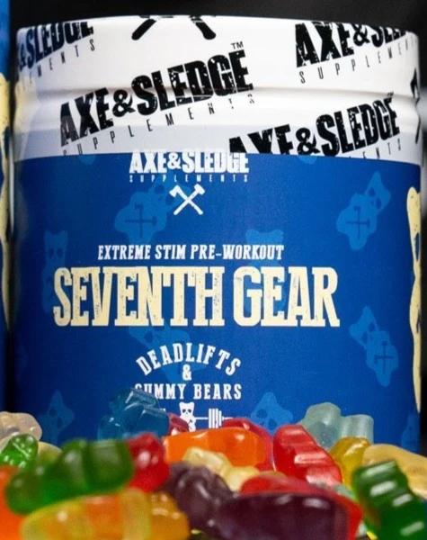 Axe & Sledge Axe & Sledge Seventh Gear Deadlifts and Gummy Bears