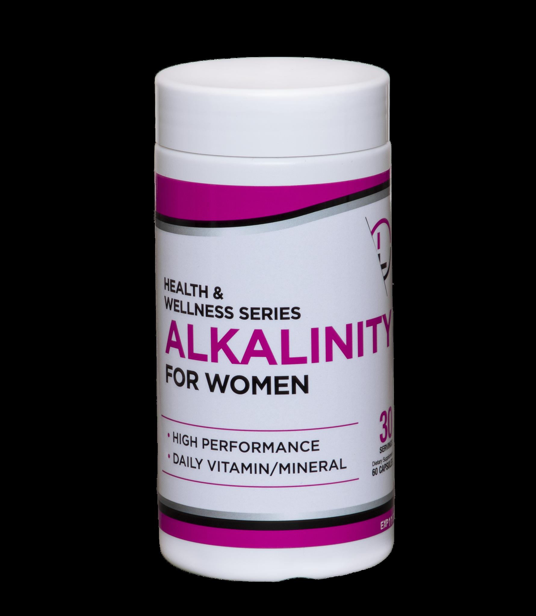 Legit Legit Alkalinity For Women 60ct