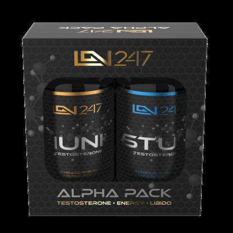 LGN 247 Alpha Pack