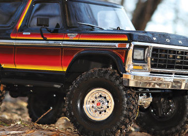 Crawler Vehicles & Kits