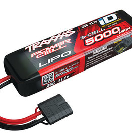 Traxxas Traxxas LiPo Battery: 3S, 5000mAh, 25C, LONG