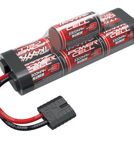 Traxxas Traxxas NiMH Battery: 7C Hump, 3300mAh, TraID