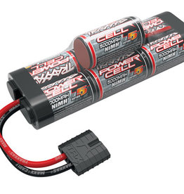 Traxxas Traxxas NiMH Battery: 7C Hump, 5000mAh, TraID