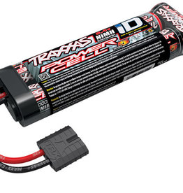 Traxxas Traxxas NiMH Battery: 7C Flat, 5000mAh, TraID