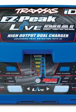Traxxas Traxxas Charger EZ-Peak Live Dual 200w