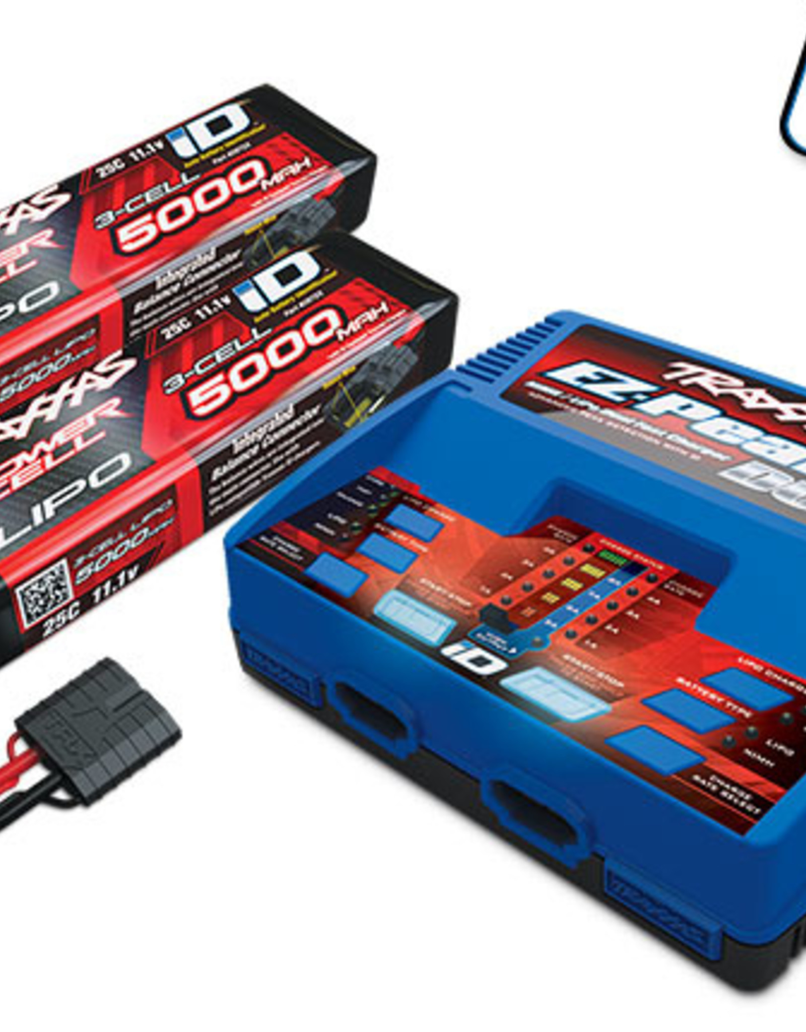 Traxxas Traxxas Completer Pack: 3S Battery/Charger