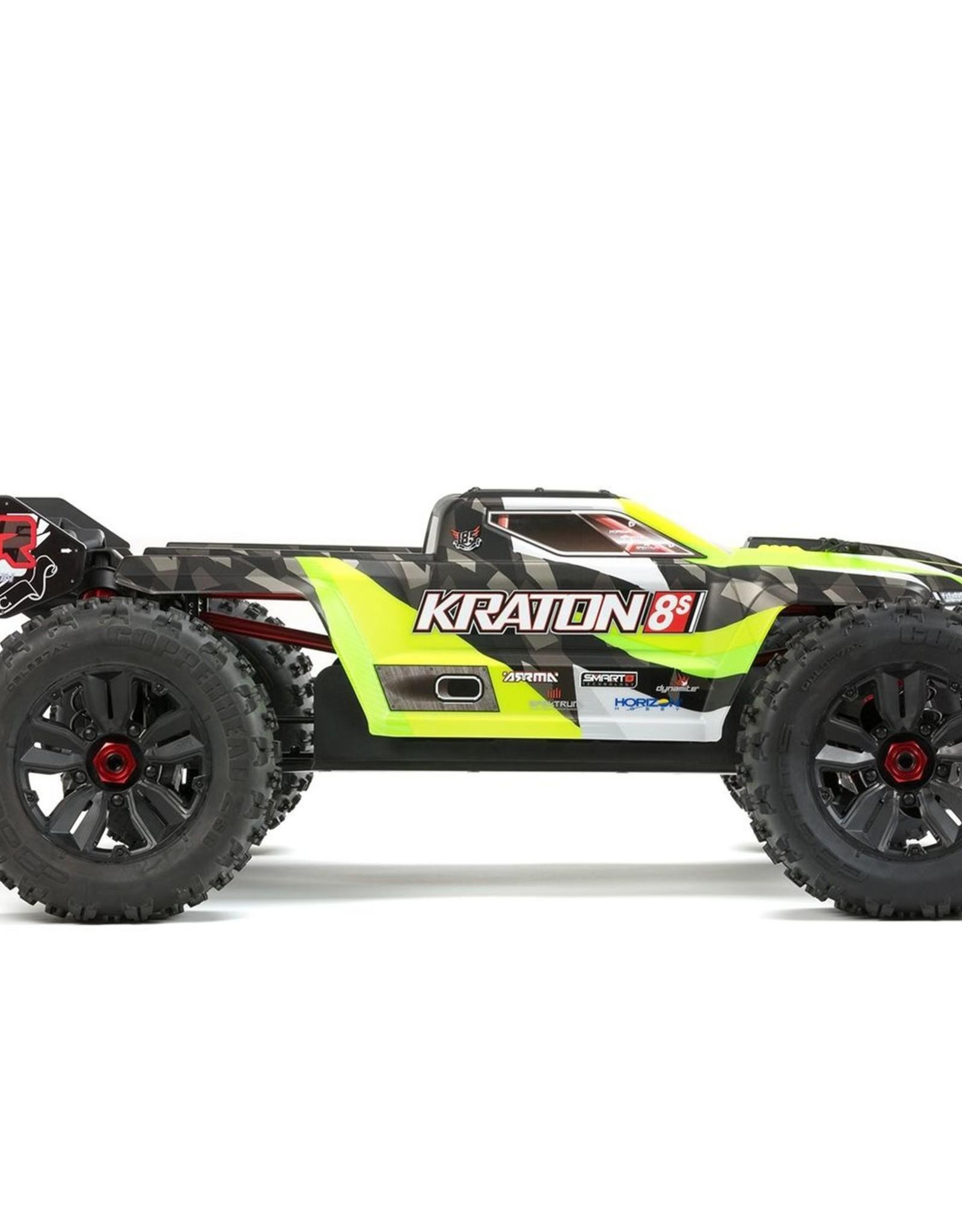 Arrma Arrma Kraton 4WD 1/5-scale 8S BLX Green