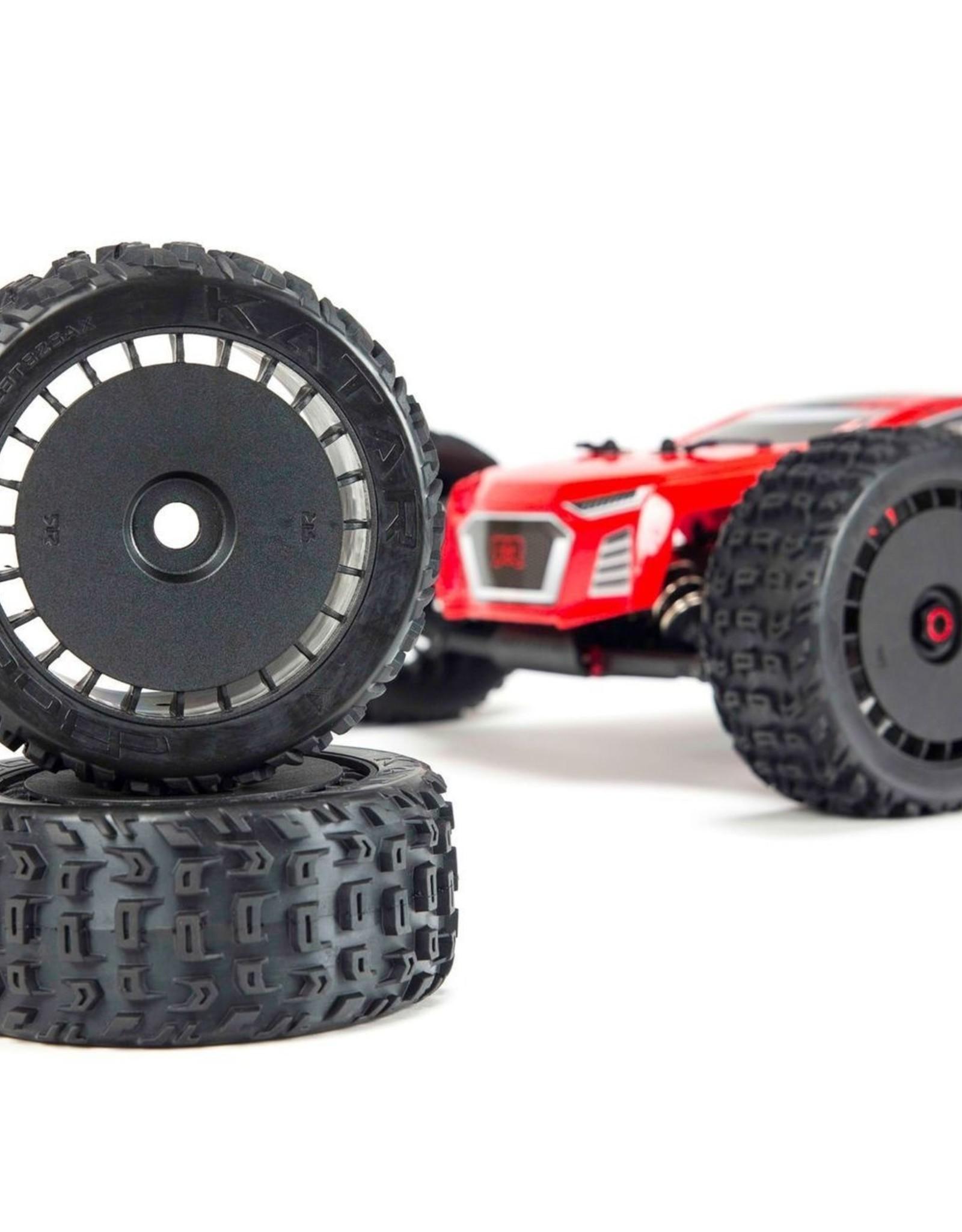 Arrma Arrma Talion 6S BLX 4WD Red/Black