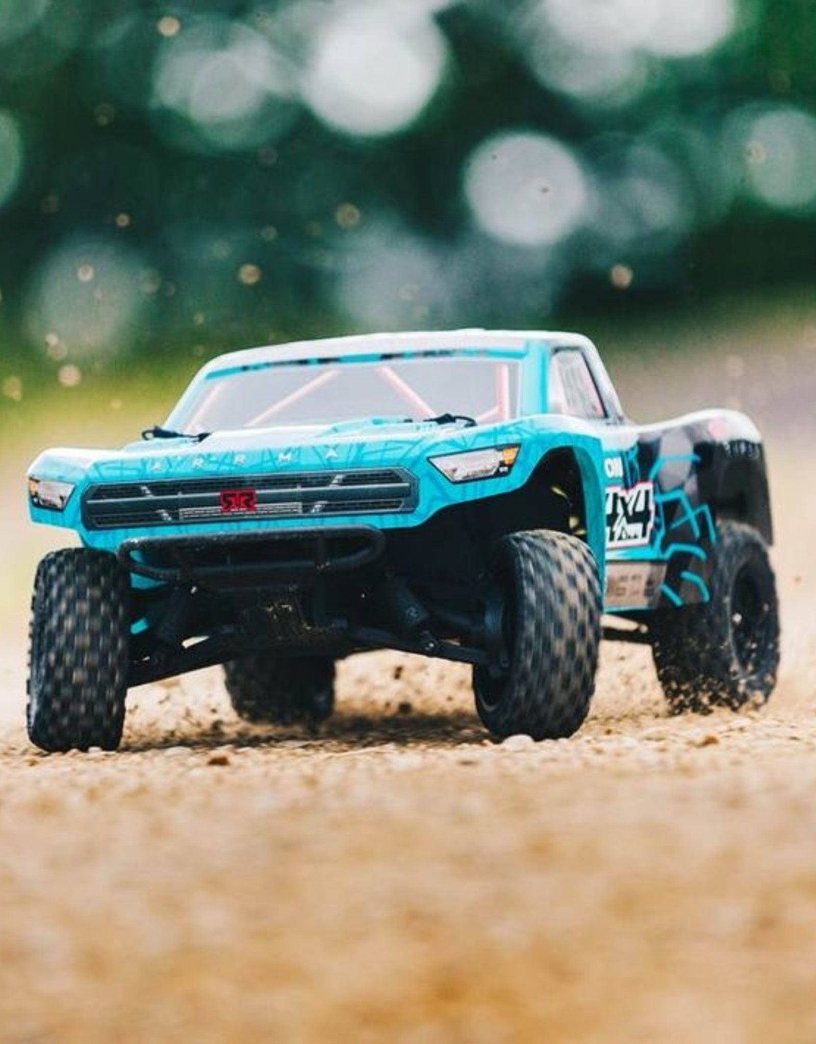 Arrma 1/10 Senton Mega 4x4 Brushed 4WD SC Blue/Black