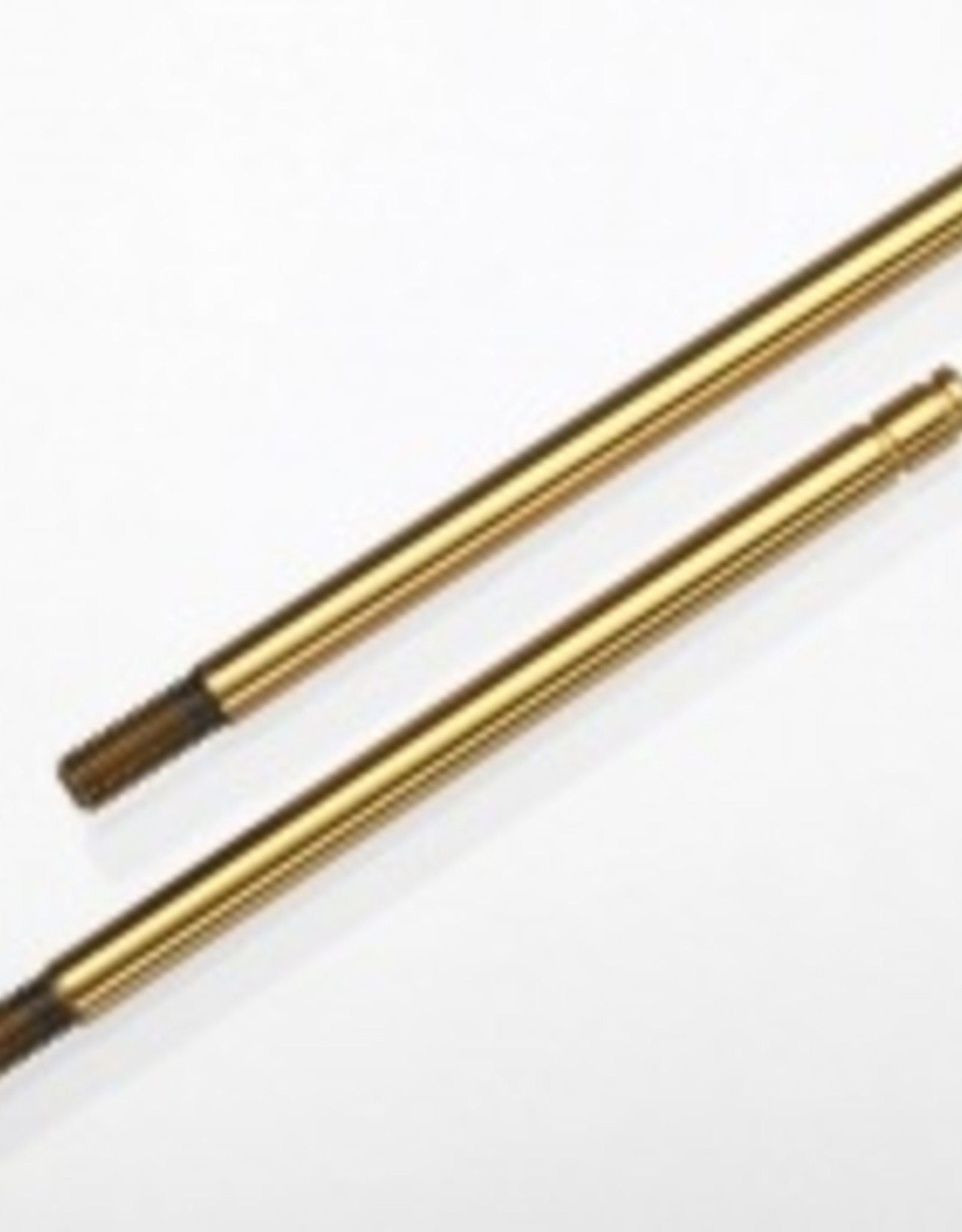 Traxxas Traxxas Shock shafts, hardened steel, titanium nitride coated (long) (2) TRA1664T