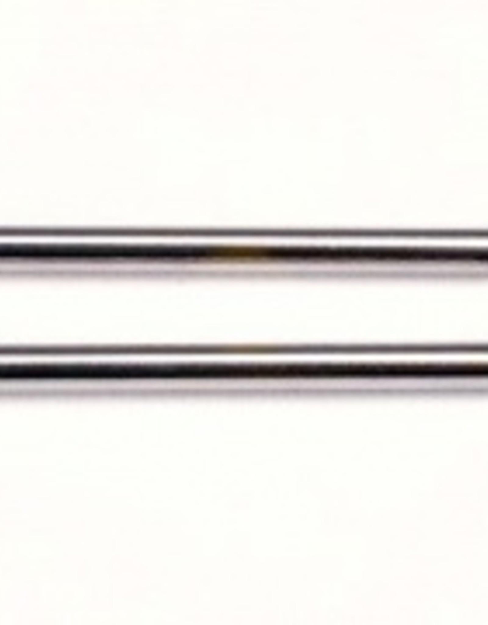 Traxxas Traxxas Shock shafts, steel, chrome finish (long) (2) TRA1664