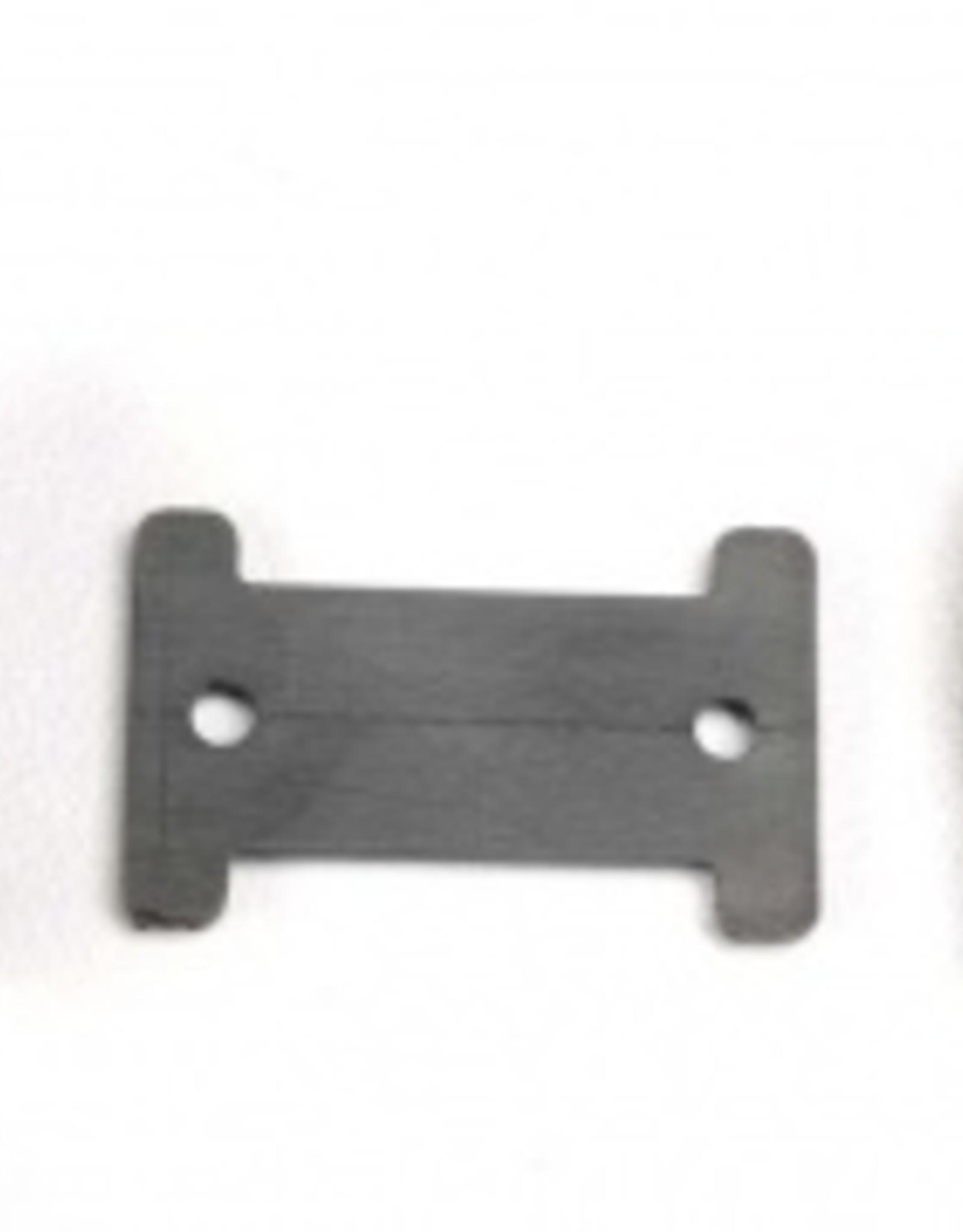 Traxxas Antenna caps, vinyl (2)/ antenna spool