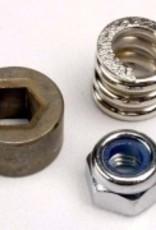 Traxxas Slipper tension spring/ spur gear bushing & locknut