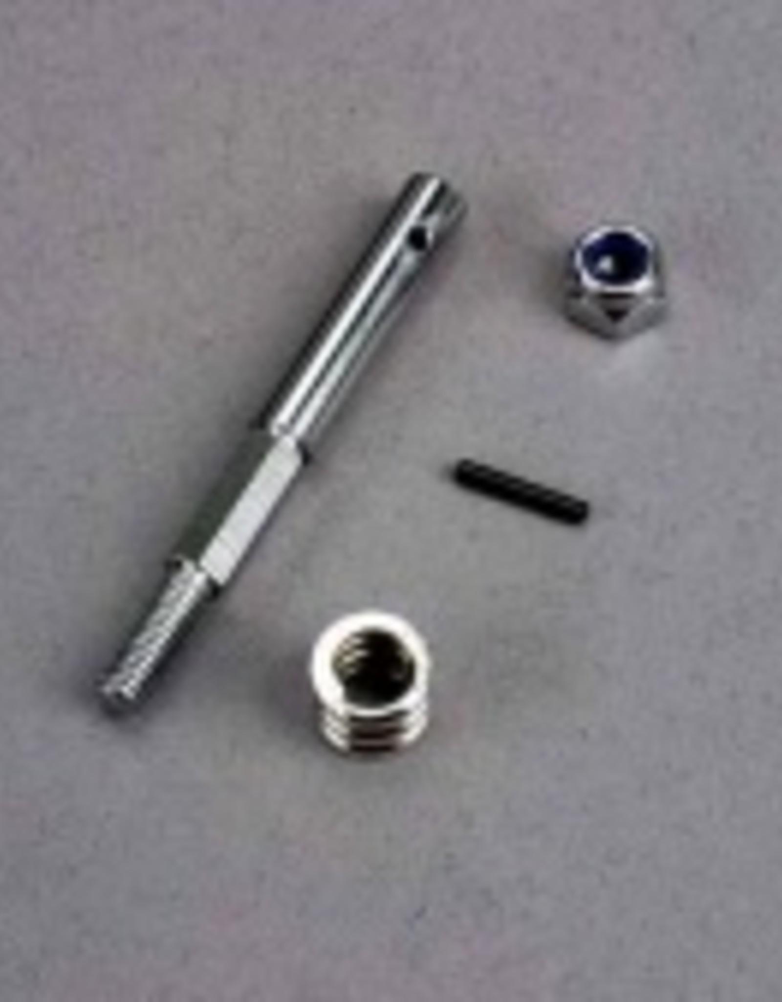 Traxxas Shaft, slipper clutch (w/ roll pin)