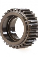 Traxxas Idler gear, machined-aluminum (not for use with steel top gear) (hard-anodized) (30-tooth)