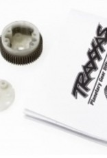Traxxas Main diff with steel ring gear/ side cover plate/ screws (Bandit, Stampede®, Rustler®)