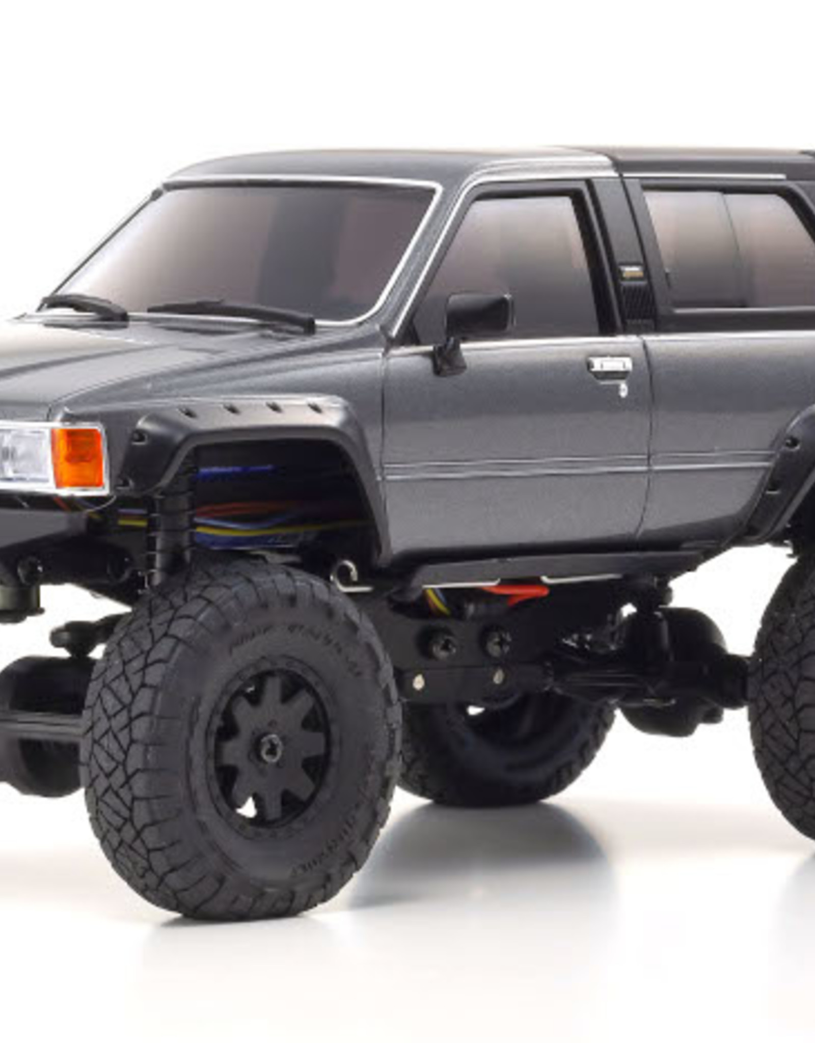 Kyosho Kyosho 32522GM Mini-Z 4X4 Toyota 4 Runner (HiLux Surf) Dark Metallic Grey Ready Set