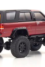 Kyosho Kyosho 32522MR Mini-Z 4X4 Toyota 4 Runner (HiLux Surf) Metallic Red Ready Set