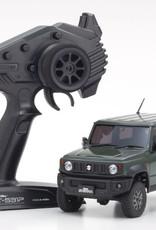 Kyosho Kyosho 32523GR Mini-Z 4X4 Suzuki Jimny Sierra Jungle Green Ready Set