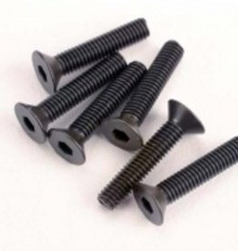 Traxxas Traxxas Machine Screw, Hex Drive,3x15m