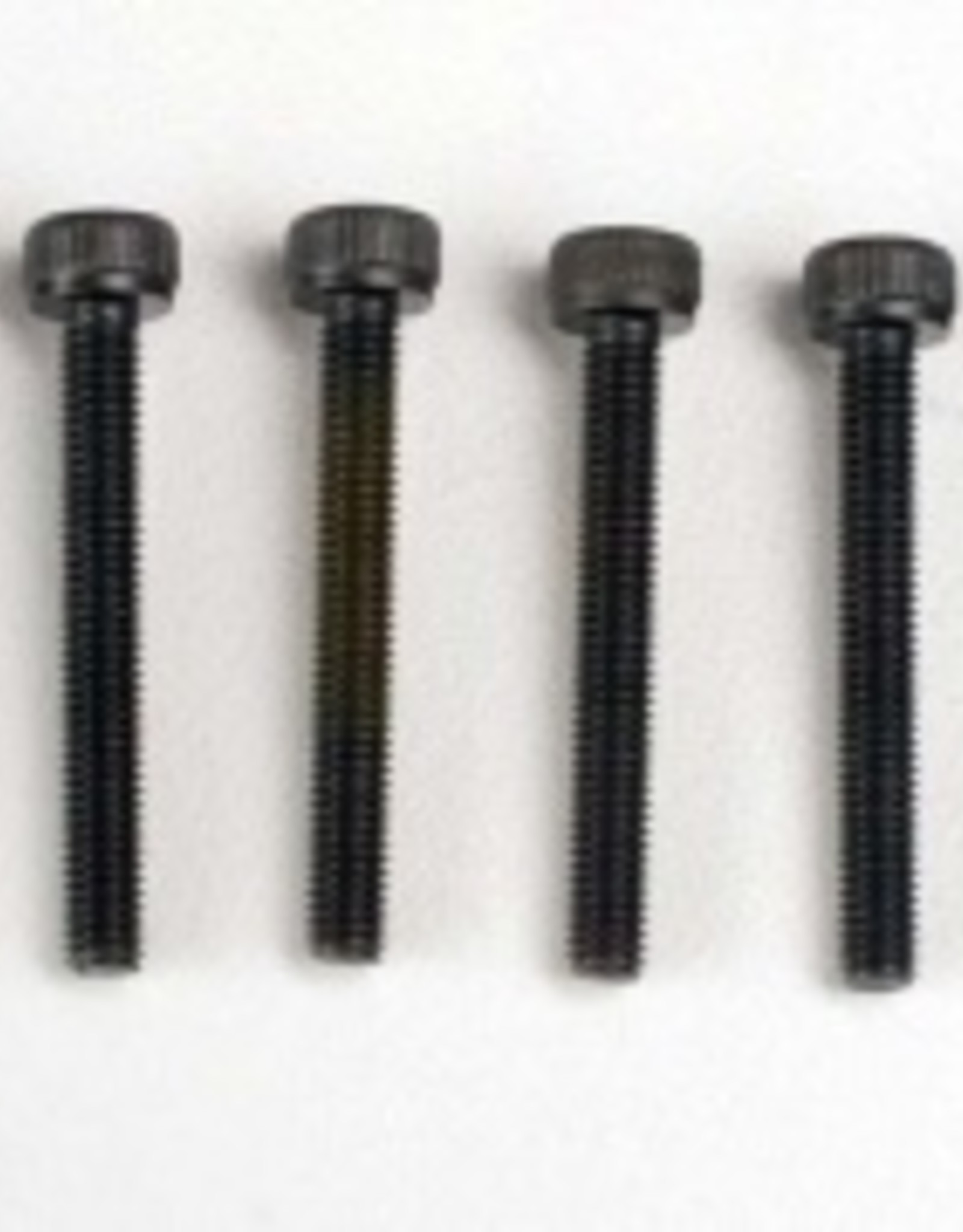 Traxxas Traxxas Header screws, 3x23mm cap hex screws (6)