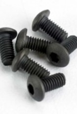 Traxxas Traxxas Screws, 3x6mm button-head machine (hex drive) (6)