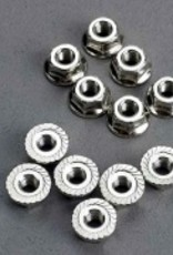 Traxxas raxxas Flanged Nuts 3mm (12) TRA2744