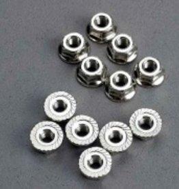 Traxxas raxxas Flanged Nuts 3mm (12) TRA2744
