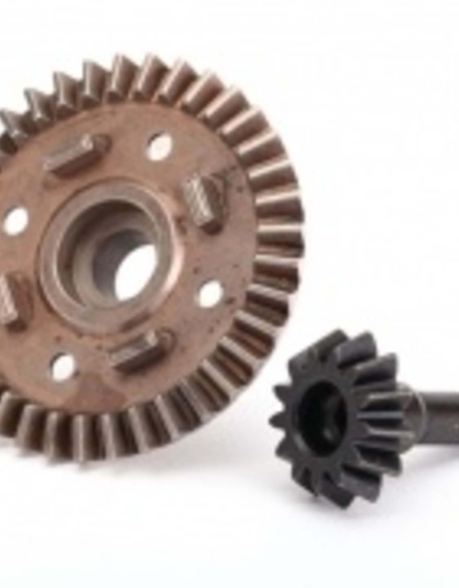 Traxxas Traxxas E-Revo 2.0 Ring gear, differential/ pinion gear, differential