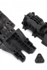 Traxxas Traxxas E-Revo 2.0 Bulkhead, rear (upper and lower)/ 4x12mm BCS (6) (requires #8622 chassis)