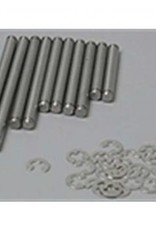Traxxas Traxxas Stainless Steel Suspension Pin Set TRX1 TRA2739