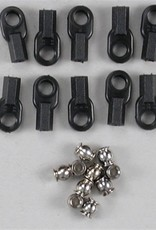 Traxxas Traxxas Rod Ends Ball Connector Ls Ii (6) TRA2742