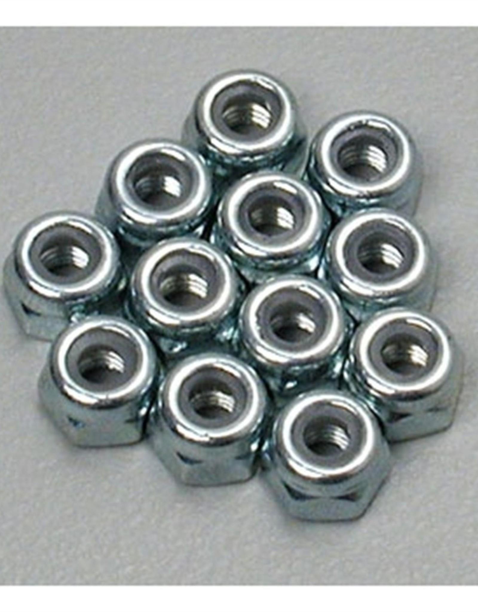 Traxxas Traxxas Nylon Locking Nuts 3mm (12) TRA2745