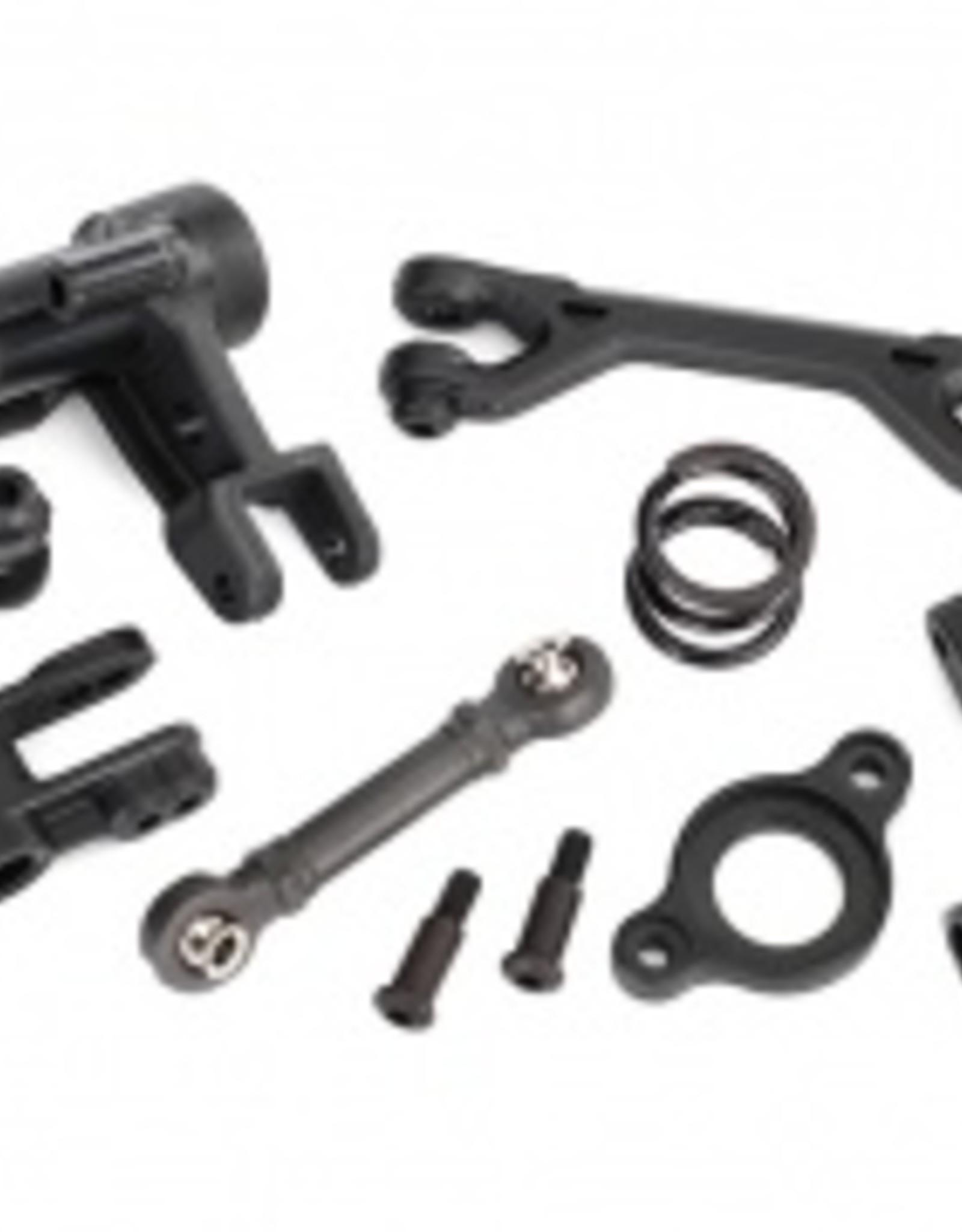 Traxxas Traxxas Unlimited Desert Racer Steering bellcranks/ servo saver/ servo saver spring/ servo spring retainer/servo horn, steering