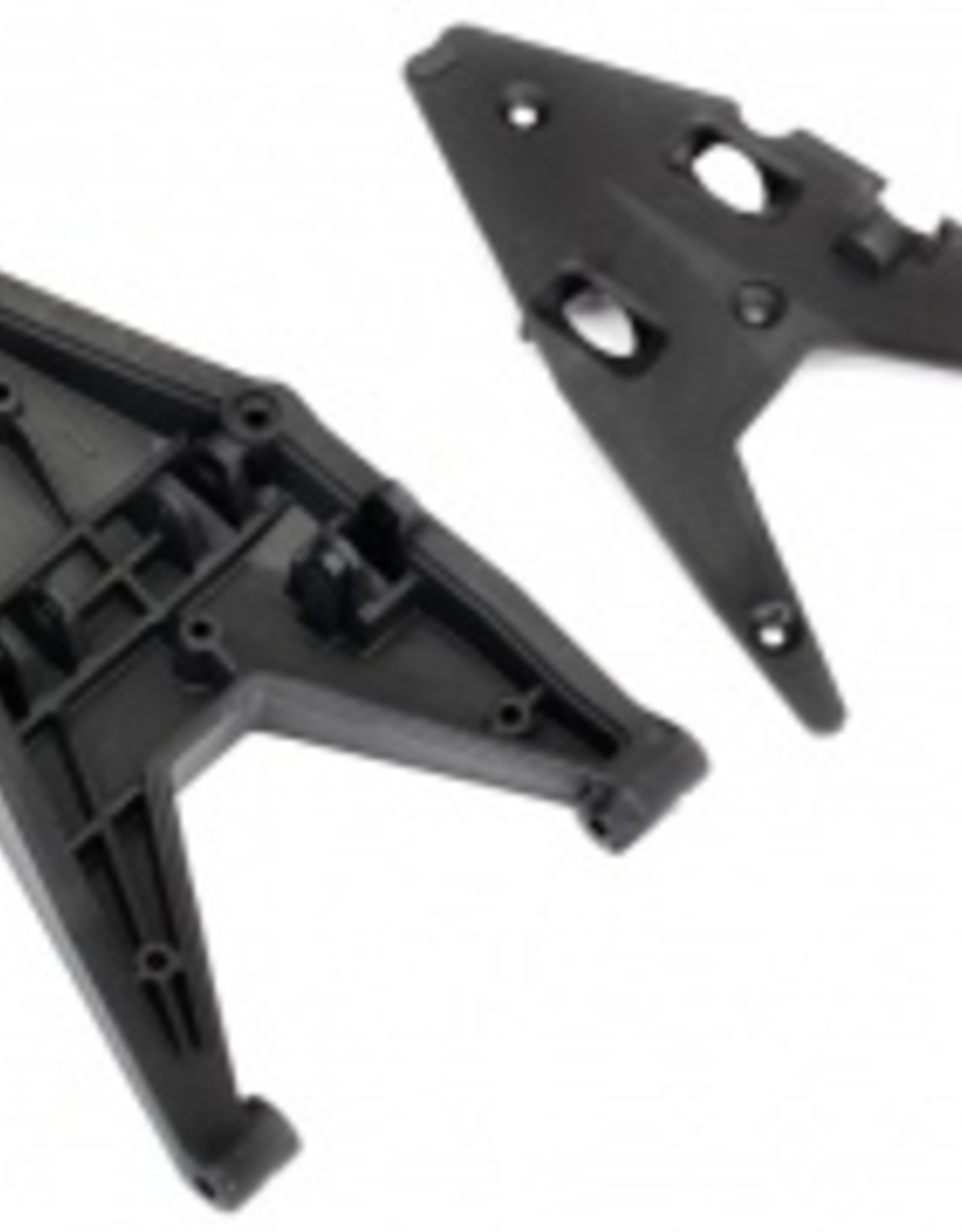 Traxxas Traxxas Unlimited Desert Racer Suspension arm, lower left/ arm insert (assembled with hollow ball)