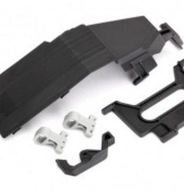 Traxxas Traxxas Unlimited Desert Racer Battery door/ battery strap/ retainers (2)/ latch