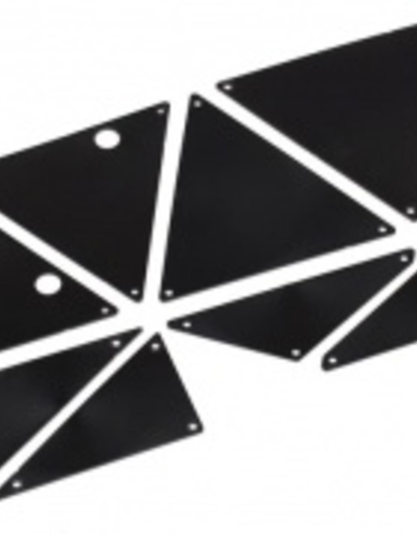 Traxxas Traxxas Unlimited Desert Racer Tube chassis, inner panels (front (2)/ middle (4)/ rear (2))
