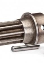 Traxxas Traxxas TRX Portal drive input gear, front/ drive pin/ cross pin