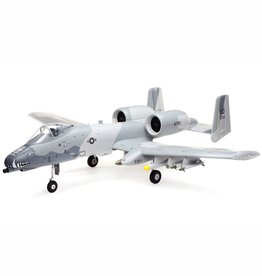 E-flite Eflite A-10 Thunderbolt II 64mm EDF BNF Basic with AS3X and SAFE Select