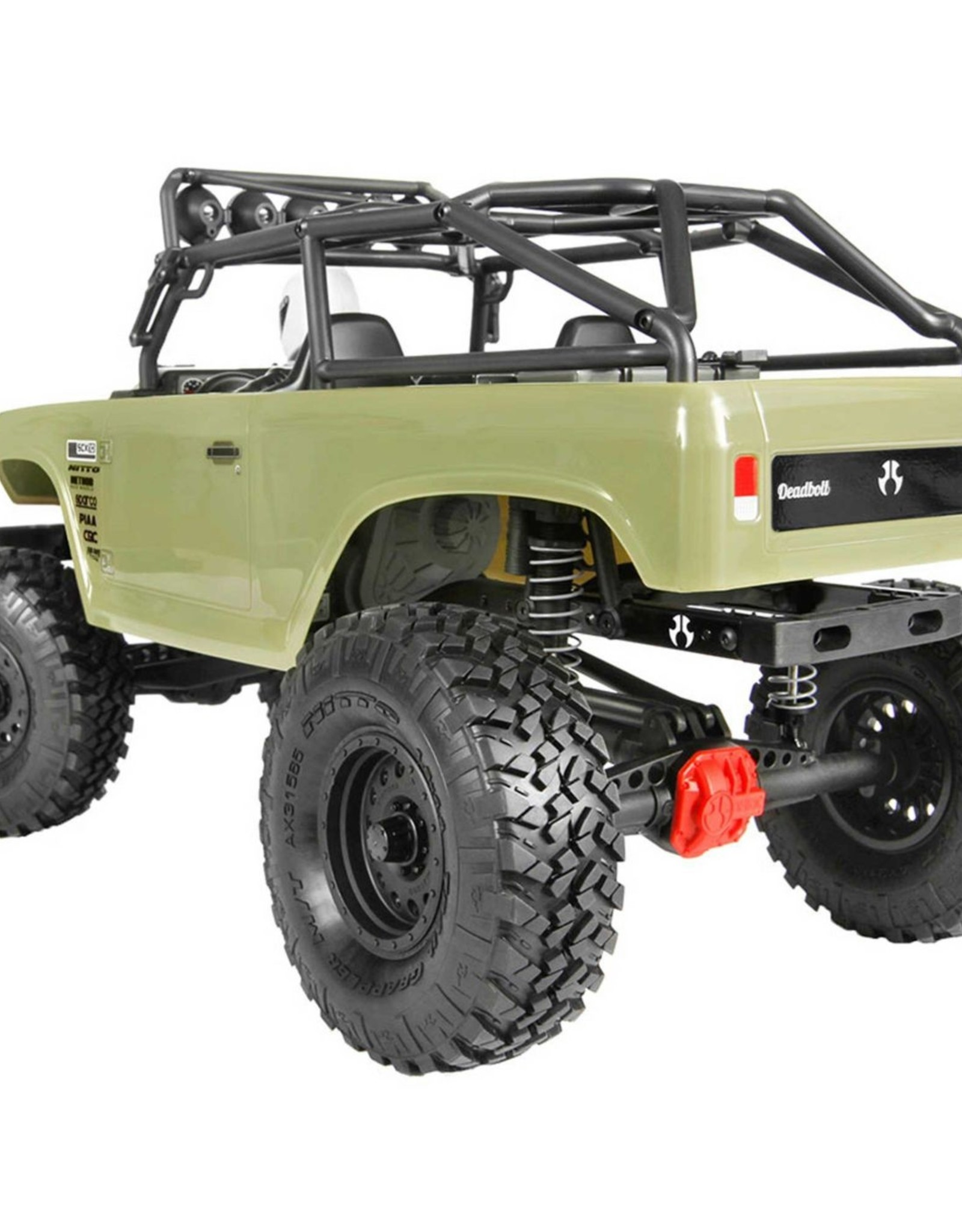 Axial Axial SCX10 II Deadbolt 4WD Brushed RTR