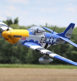 E-flite E-flite P-51D Mustang 1.5m BNF Basic with Smart