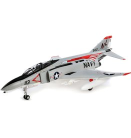 E-flite E-flite F-4 Phantom 80mm EDF BNF Basic