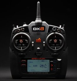 Spektrum Spektrum DX8 8-Channel DSMX Transmitter Only Gen 2