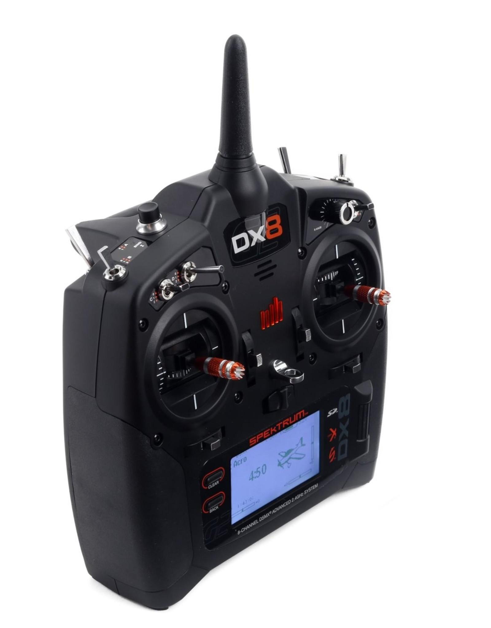 Spektrum Spektrum DX8 8-Channel DSMX Transmitter Only Gen 2