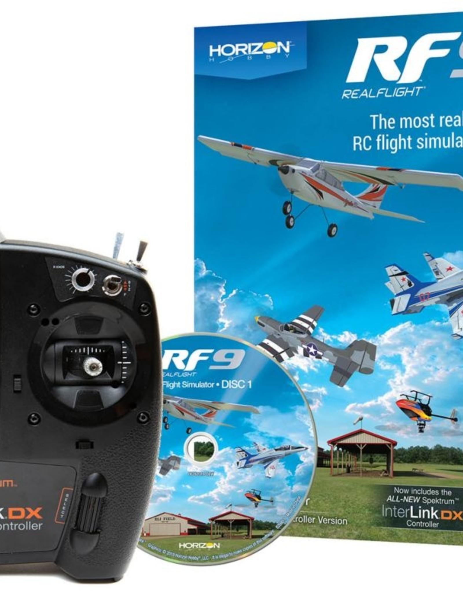 RealFlight RealFlight 9 Flight Sim w/Spektrum Controller