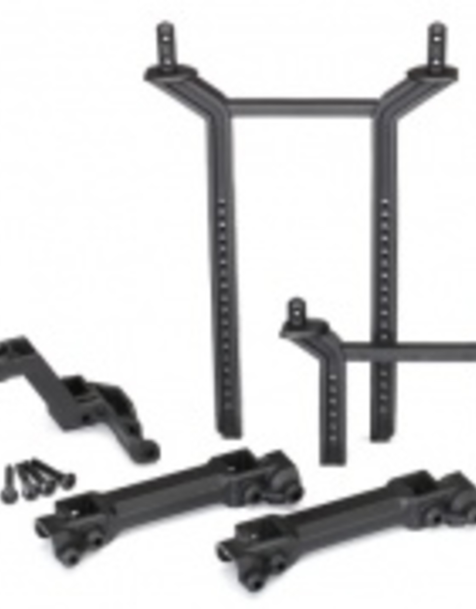 Traxxas Traxxas TRX Body mounts & posts, front & rear (complete set)