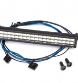 Traxxas Traxxas TRX LED light bar, front bumper (fits #8124 front bumper, requires #8028 power supply)