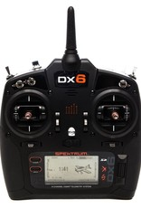 Spektrum Spektrum DX6 6-Channel DSMX Transmitter Only Gen 3